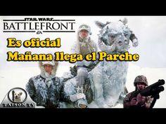 Es Oficial Hoy Martes llega la actualización de enero a Battlefront