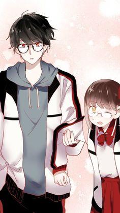chinese manga chasing the sun Manga Couple, Anime Love Couple, Cute Anime Couples, Manga Anime, Manga Art, Anime Guys, Manhwa, Harley Quinn Drawing, Anime Couples Drawings