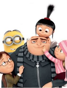 Despicable Me /2! When with 3 come?