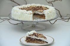 Snickerskake - My Little Kitchen Little Kitchen, Sweet Cakes, Let Them Eat Cake, Tiramisu, Sweet Tooth, Kitchens, Food And Drink, Baking, Ethnic Recipes