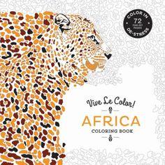 Vive Le Color: Africa #abramsnoterie