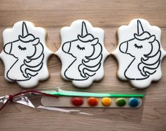 A little lady is celebrating her birthday with Unicorn PYO cookies! 8th Birthday, Friend Birthday, Birthday Parties, Royal Icing Cookies, Sugar Cookies, Ottawa Food, Unicorn Painting, Unicorn Cookies, Paint Cookies