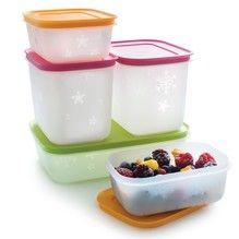 Tupperware - G 37 Eis-Kristall-Set (5)