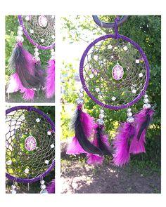 Violet Forests Dreamcatcher