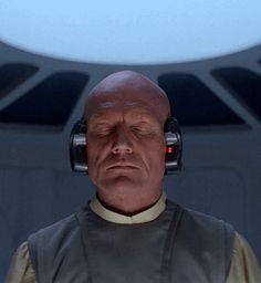 gameraboy:  Lobot from The Empire Strikes Back (1980)