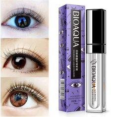 BIOAQUA Eyelashes Growth Nourishing Liquid Natural Longer Eyebrow Enhancer Eye Lashes