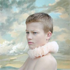 Surreal portraits of children by Loretta Lux Color Photography, Creative Photography, Children Photography, Surreal Photos, Surreal Portraits, Child Portraits, Pierrot, Female Photographers, Portrait Art