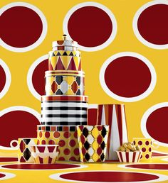 the 'alessi circus' collection