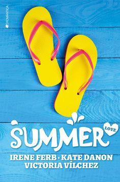 Kiwi Ediciones sorprende con Summer Love, un libro recopilatorio en el que Irene Ferb, Kate Danon y Victoria Vílchez narran la historia de Alex y Paula desde sus diferentes puntos de vista. Una so…