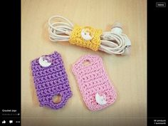 Phone Cases, Crochet, Ganchillo, Crocheting, Knits, Chrochet, Quilts, Phone Case