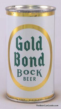 Gold Bond Bock