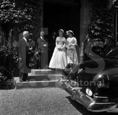 Princesas Sofía de Grecia e Irene de Holanda