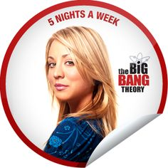 The Big Bang Theory: Penny ... Check-in on GetGlue.com for this fun sticker!
