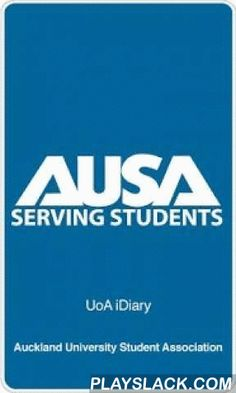 UoA IDiary  Android App - playslack.com , The UoA iDiary application is brought to you by AUSA @ the University of Auckland and provides students with the ultimate way in which to interact with student life. The application provides you with the ability to build your student diary around your interests at all campuses. Connecting with clubs and societies has never been easier, manage your lectures and deadlines, always find out about the latest events and parties, and through your GPS…