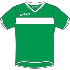 ASICS TS Torneo MC junior gyerek mez zöld,fehér Asics, Polo Shirt, Mens Tops, Shirts, Fashion, Moda, Polos, Fashion Styles, Fashion Illustrations