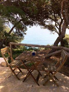Buenos días!!! Nuestro pequeño rincón en el paraíso. #enjoyyourlife