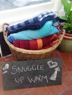 Snuggle up, grab a blanket at East Dene Wedding #Bonchurch #EastDene #IWWedding www.eastdeneiow.co.uk