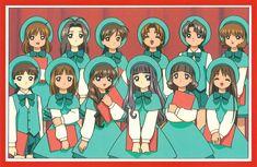 Anime Chibi, Anime Manga, Cardcaptor Sakura, Anime Couples Manga, Cute Anime Couples, Yandere, Christmas Concert, Card Captor, Anime Kiss