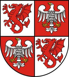 Coats of Arms of Duchy of Masovia, with its capital at Płock, was a medieval duchy formed when the Polish Kingdom of the Piasts fragmented in 1138. It was located in the historic Masovian region of northeastern Poland. Masovia was reincorporated into the Jagiellon Polish kingdom in 1526.