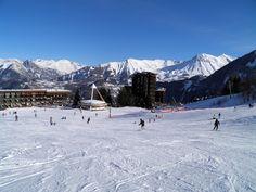 Estación de esquí de Le Corbier (Dominio de Les Sybelles) Alpes Franceses