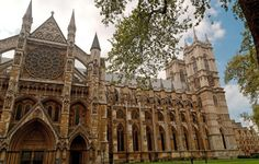 Westminster Abbey (13c.), London, England