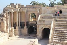 Beit Shean, Israel