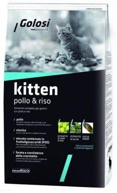 Golosi Kitten száraz macskatáp - Pepita Hirdető Blog
