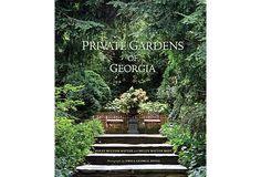 Private Gardens of Georgia    Gibbs Smith