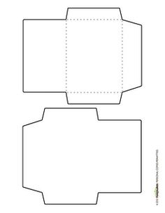 template for envelope clutch | Sewing | Pinterest | Envelope clutch ...