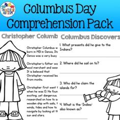 This resource includes 8 different comprehension activities. Each activity comes…