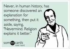 Never anyone logical anyway...