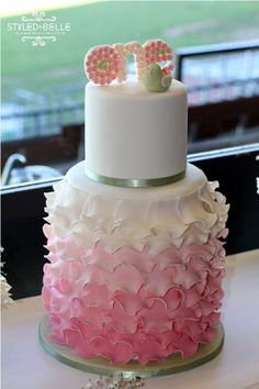 Kids Parties - loving this cake!