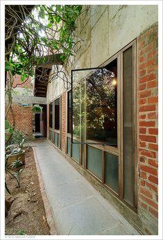 Sarabhai house Le Corbusier, 1951