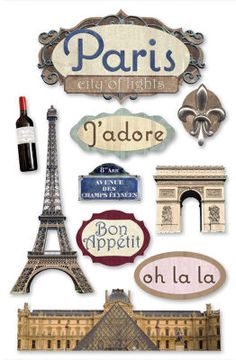 1000 images about scrapbooking on pinterest scrapbook - Scrapbooking paris boutique ...