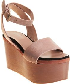 High Platform Wedge - by Beige at Barney's...what I would give for these beauties!