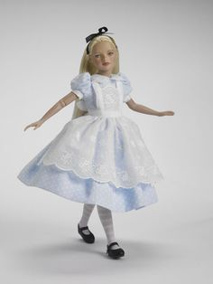 Alice in Wonderland | Tonner Doll Company - my Alice in Wonderland!
