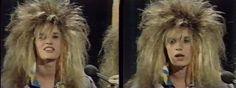 Sebastian Bach during his Madam-X days, Umm how did he get his hair so big? Skid Row Band, Sebastian Bach, Nikki Sixx, Rare Photos, Bad Boys, Trending Memes, Dreadlocks, Celebrities, Hair Styles