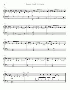"""Full version of the Ludovico Einaudi's extended Una Mattina theme (""""Una Mattina Variations"""") from The Intouchables soundtrack This full version is not included in the official Una Mattina sheet music album The Intouchables, Irish Folk Songs, Smoke On The Water, Song Of The Sea, Easy Piano, Piano Sheet Music, Music Albums, Theme Song, Entertainment"""