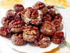 Karácsonyi lazac narancságyon | Orchideacska receptje - Cookpad receptek Almond, Ethnic Recipes, Food, Essen, Almond Joy, Meals, Yemek, Almonds, Eten