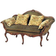 French Rococo Setee