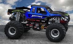 major league of monster trucks - Google Search