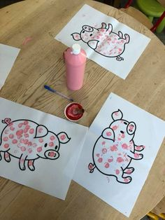 Baby Crafts, Toddler Crafts, Crafts For Kids, Process Art, Animal Crafts, Rubber Duck, Preschool Activities, Diy For Kids, Creations