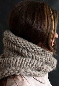 I make these cowls
