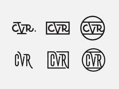 CVR monogram by Olga Vasik