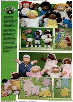 """WHITE SINGLE KNIT LONG SLEEVE TEE SHIRT for 16/"""" CPK Cabbage Patch Kids"""