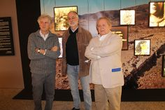El MEH inaugura la exposición José Latova, que recorre cuarenta años de la historia de la arqueología española a través de imágenes http://revcyl.com/www/index.php/cultura-y-turismo/item/6645-el-meh-inaugura-