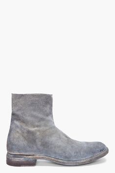 Frost Crosta Suede Boots.