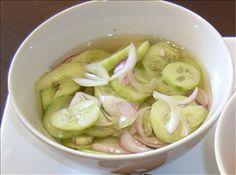 Thai Cucumber Sauce Recipe