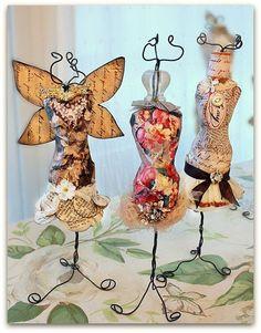 Karla Nathan Mini Dress Form