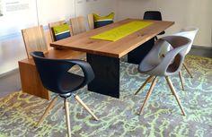 Janua SC 41 Tisch Der Tisch SC 41 Ist Aus Massivholz Und Rohstahl  Handwerklich Gefertigt Und Zerlegbar. Eben Ein Typisches Janua Möbel:  Schnörkellos Und Auf ...